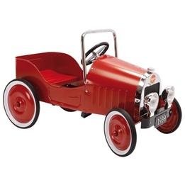 Baghera - Lådbil - Classic Red