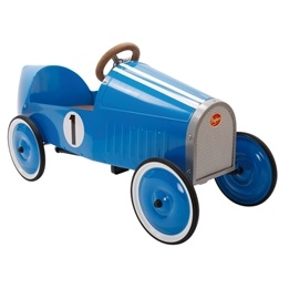 Baghera - Lådbil -Monthlery