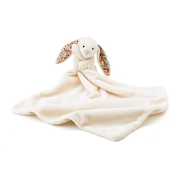 Jellycat - Bashful Blossom Cream Bunny Soother