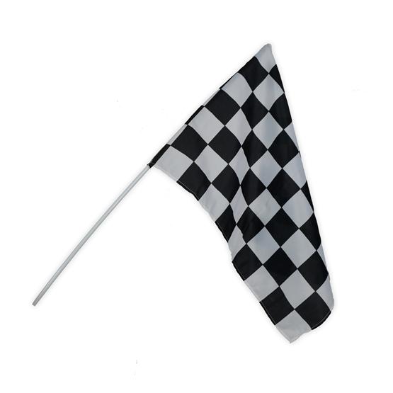 Start-/mål flagga