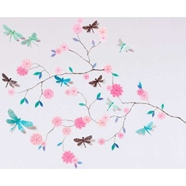 Djeco - Butterfly tree - 3D wallsticker