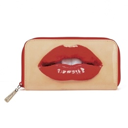 CatsEye - Lips Zip Wallet