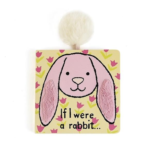Jellycat - If I Were A Rabbit Book