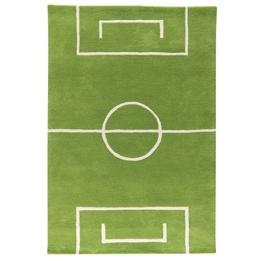 Kateha - Barnmatta - Football Grön