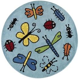 Kateha - Barnmatta - Bugs Blå