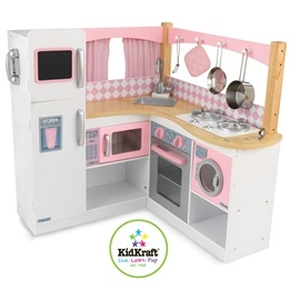 Kidkraft - Barnkök - Grand Gourmet Corner Kitchen