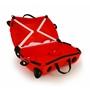 Resväska - Trunki Harley Nyckelpiga