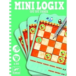 Djeco - Minispel - Cot Cot Panik