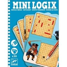 Djeco - Minispel - Battleship