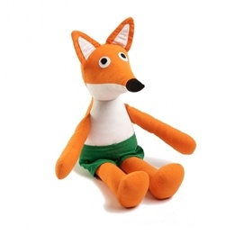 Pelli Anni - Foxy Gosedjur