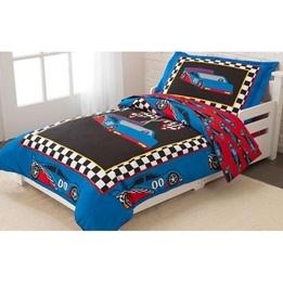 Kidkraft - Sängkläder - Racecar
