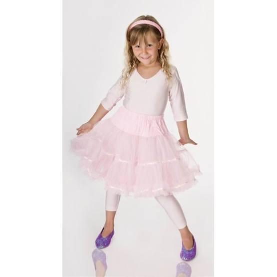 Minisa - Ballerina Kjol I Rosa