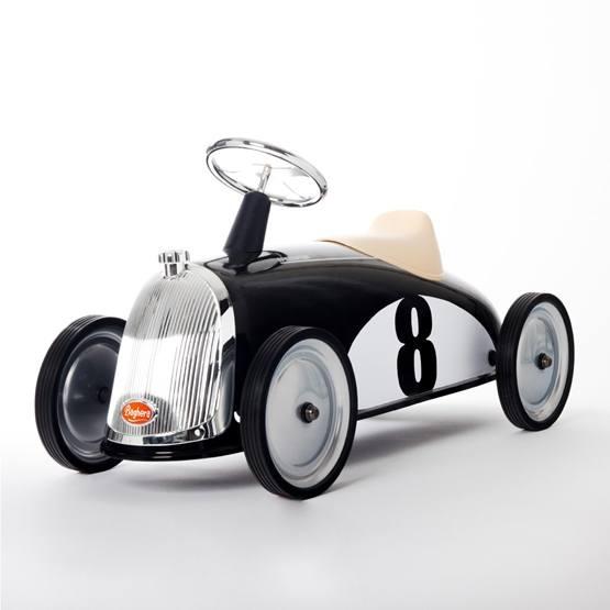 Baghera - Sparkbil - Rider Black