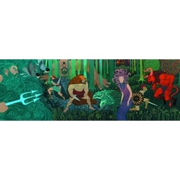 Djeco - Puzzle Gallery - Mythology