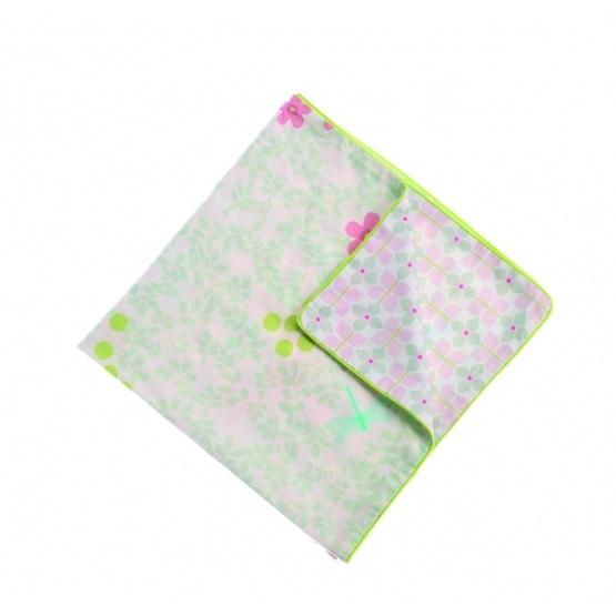 Djeco - Örngott - Flowers 50X80 Cm