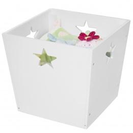 Kids Concept - Förvaringsbox Star Vit