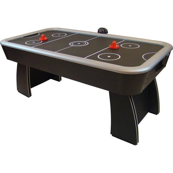 Gamesson - Airhockey Spectrum Black