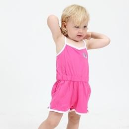 Pinkoholic - Kids Pretty In Pink Playsuit