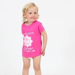 Pinkoholic - Kids Pink Tee