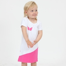 Pinkoholic - Kids The Pink And Sporty One Dress