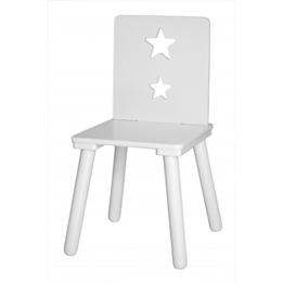 Kids Concept - Stol Star Vit