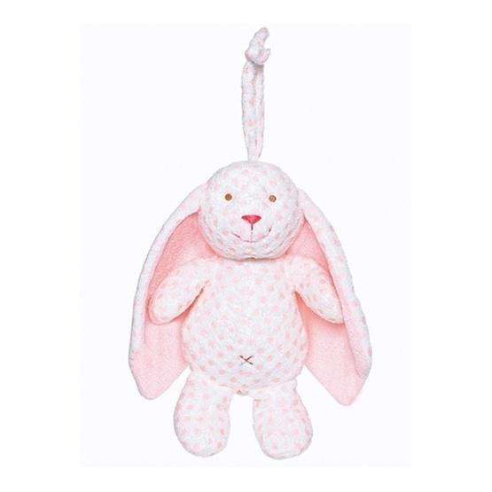 Teddykompaniet - Teddy Big Ears, Speldosa,Kanin