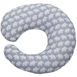 Rätt Start - Amningskudde Grå Elefant