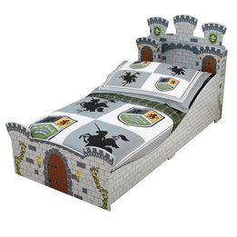Kidkraft - Barnsäng - Medieval Castle Toddler Bed