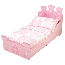 Kidkraft - Barnsäng - Princess Castle Toddler Bed