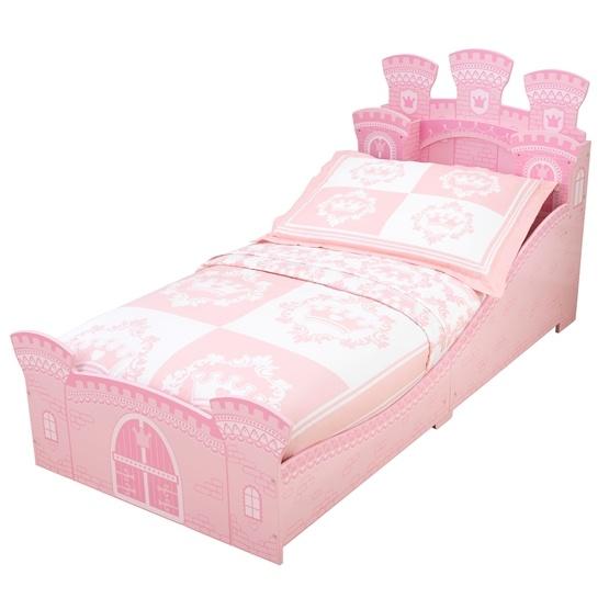 Kidkraft - Barnsäng - Prinsess Castle Toddler Bed