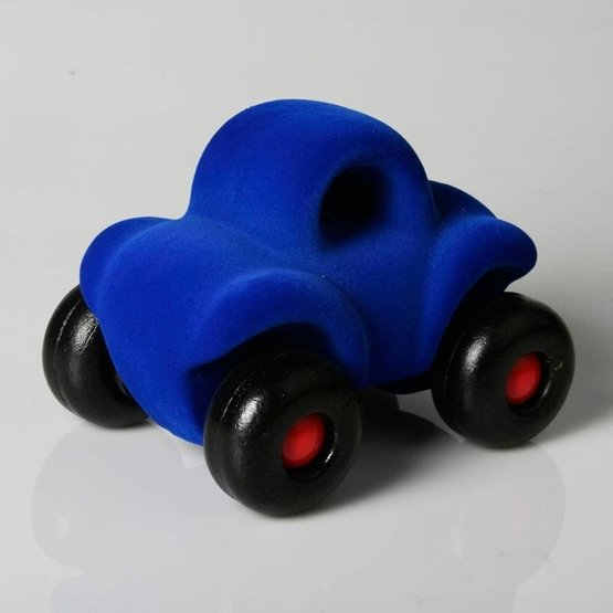 Rubbabu - Bil Whole Out - Blå