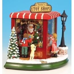 Spieluhrenwelt - Jultomtens Toy Shop