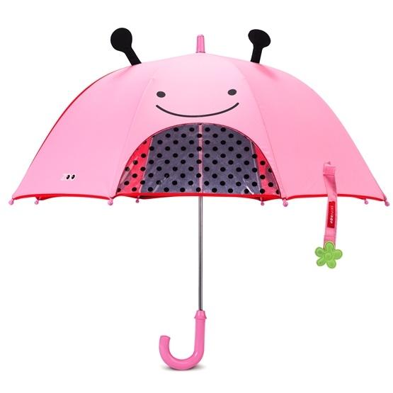 Skip Hop - Zoo Paraply Nyckelpiga