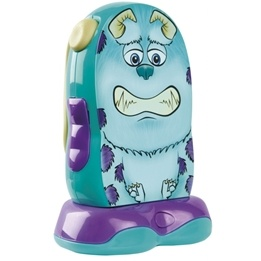 Disney - Tre-I-Ett Ficklampa/Nattlampa Monsters Inc