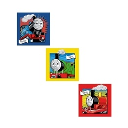 Disney - Thomas Tåget Wallstickers 3-Pack