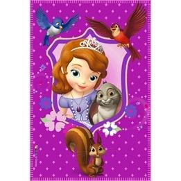 Disney - Sofia Den Första Fleecefilt