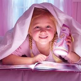 Disney - Prinsessor Go Glow Nattlampa