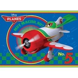 Disney - Planes/Flygplan Barnmatta - No. 5