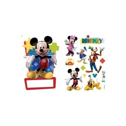Disney - Musse Pigg Wall Stickers 13-Pack