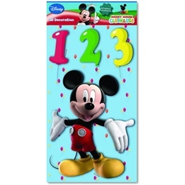Disney - Musse Pigg 3D Wallies