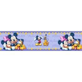 Disney - Musse Pigg & Mimmi Bård 10 Cm