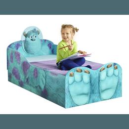 Disney - Monsters Ink Barnsäng Junior - Grön