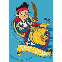 Disney - Jake Barnmatta Piratskepp