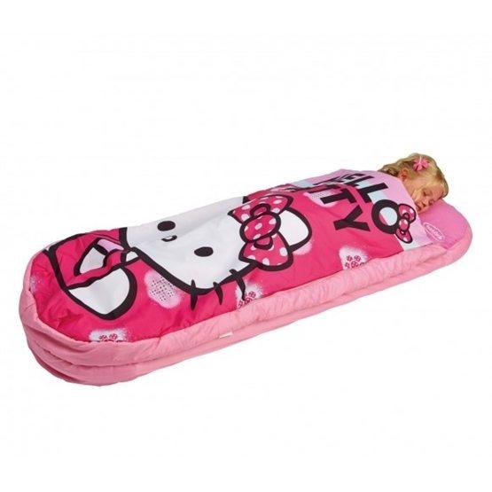 Disney - Hello Kitty Luftmadrass Med Sovsäck