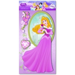 Disney - Disneys Prinsessor 3D Wallies