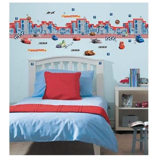 Disney - Cars/Bilar Room Make Over Kit Bård Wall Sticker