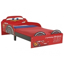 Disney - Cars/Bilar Figurformad Barnsäng Junior