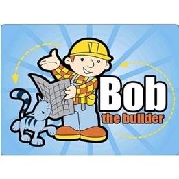 Disney - Byggare Bob Fleecefilt - Bob