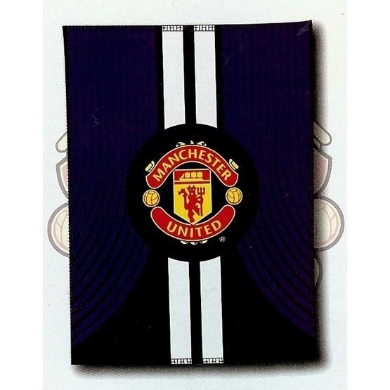 MRFK - Manchester United Fleecefilt Blå
