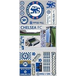 MRFK - Chelsea Wallies Väggdekaler 54-Pack